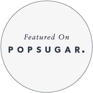 Northern Virginia wedding calligrapher featured on POPSUGAR